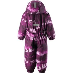Reima Puhuri Overall Børn, deep purple